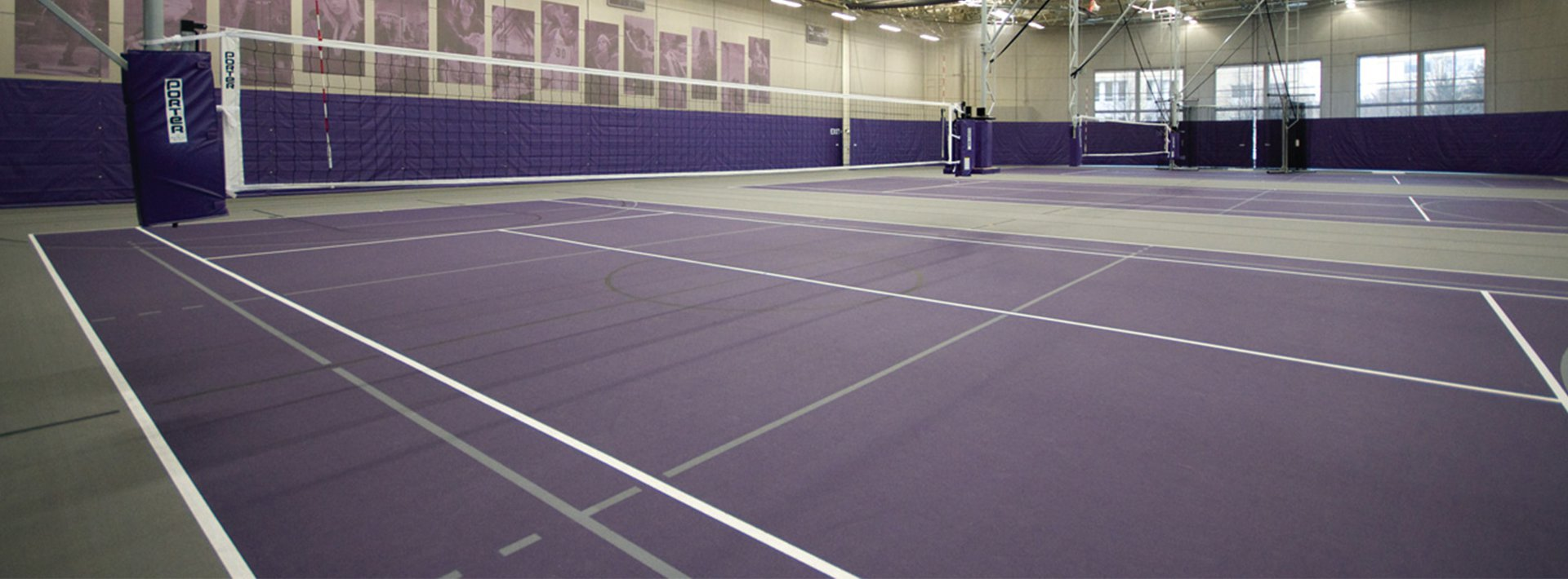 Volleyball court flooring cost gurus floor for Sport court cost per square foot
