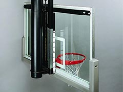Ceiling Hung Basketball Goal