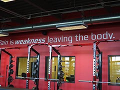 Weight Racks & Benches